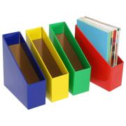 Marbig Large Book Box Blue Pack 5