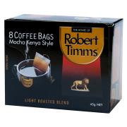Robert Timms Coffee Bags Mocha Kenya Pack 8