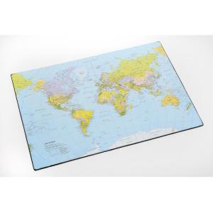 Cumberland Desk Mat Map Of The World 435X620mm