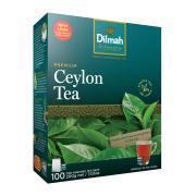 Dilmah Black Tea Bags Pack 100