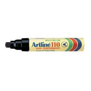 Artline 110 Permanent Marker Bullet Tip 4.0mm Black
