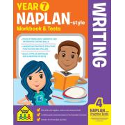 School Zone Year 7 Writing Naplan-style Workbook And Tests