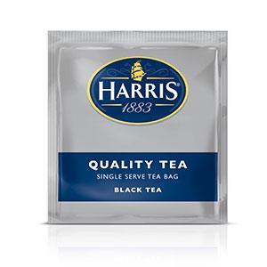 Harris Black Enveloped Tea Bags Carton 1000 Image