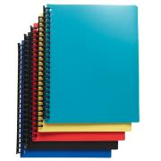 Officemax A4 Refillable Display Book 40 Pack Of 5