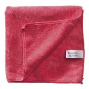 Oates Mf-034R Duraclean Microfibre Cloth Extra Thick All Purpose Red Carton 60