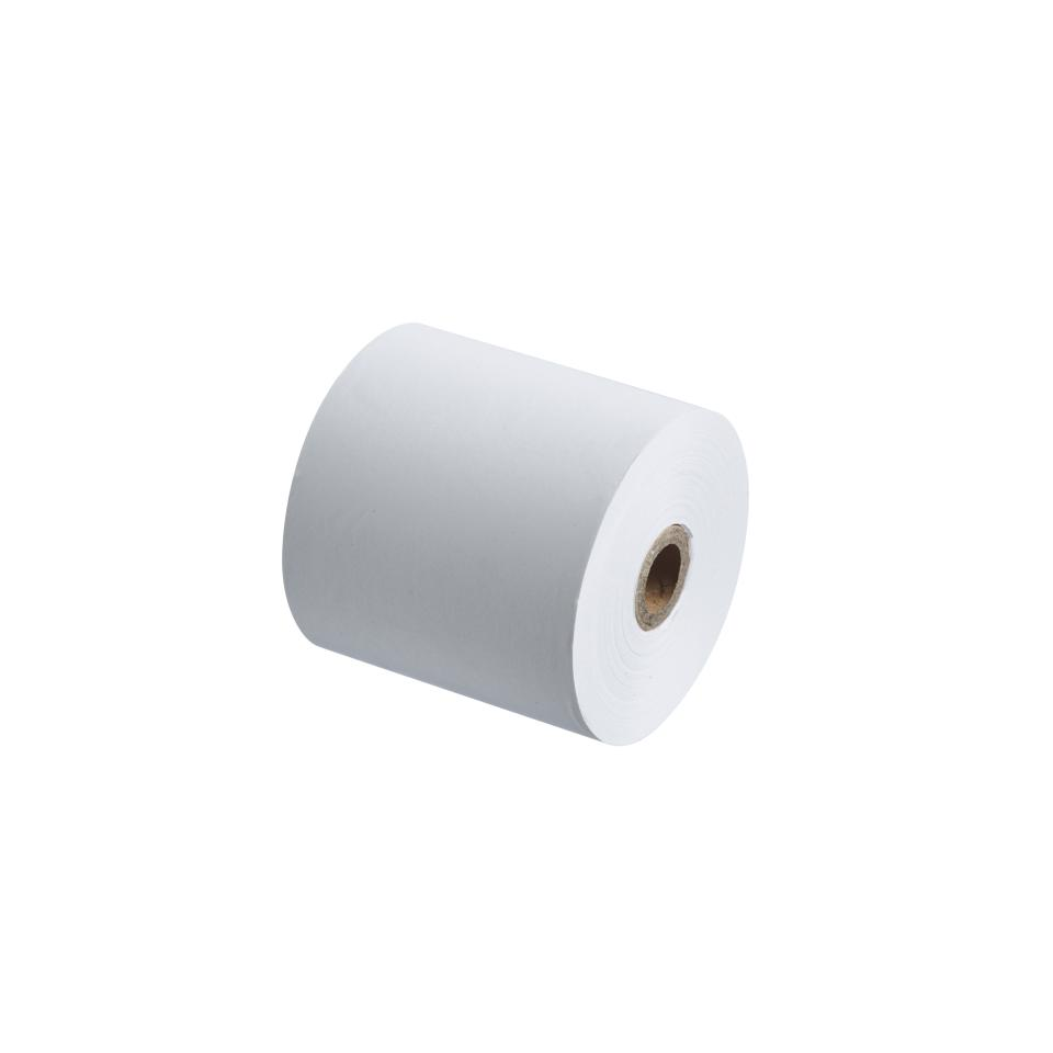 Winc Plain Paper Rolls 1ply 57x57mm 12mm core White Carton 50