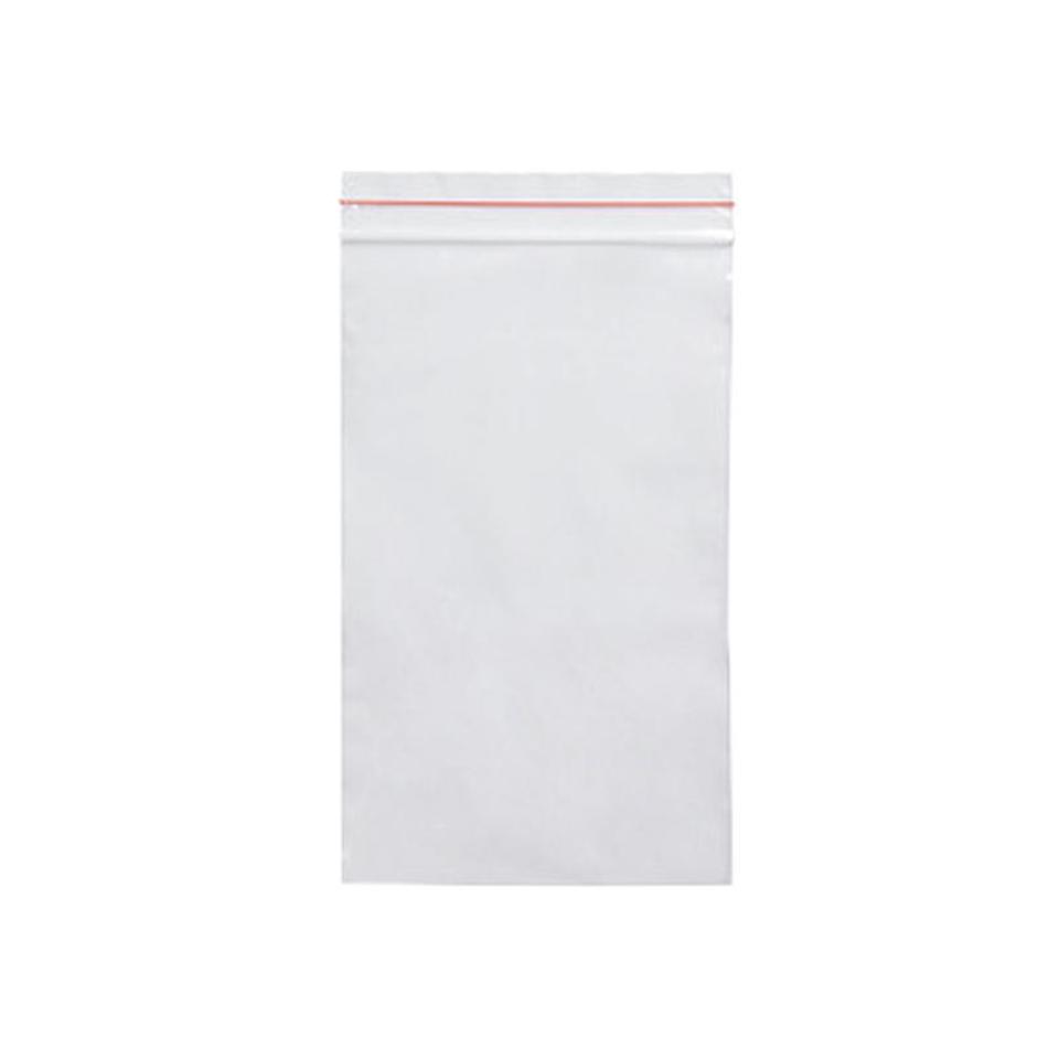 Winc Resealable Polyethylene Bags 205X125mm Box 1000