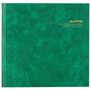Milford Analysis Book 27 Money Column A3.5 Green