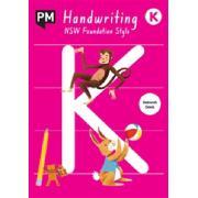 Pm Handwriting NSW Foundation Style - K