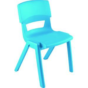 Sebel Postura Max 5 Classroom Chair 430mm  Aqua