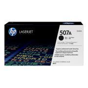 HP LaserJet 507A Black Toner Cartridge - CE400A