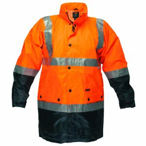AAPB HV306 Hi Hiv  Wet weather Day/Night Waterproof Rain Jacket With Tape