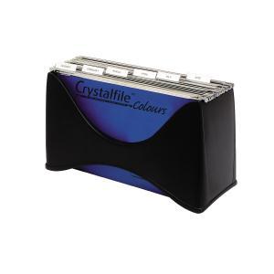 Crystalfile Desktop Filer Black