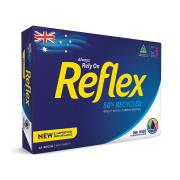 Reflex Carbon Neutral 50% Recycled Copy Paper A3 80gsm White Ream 500
