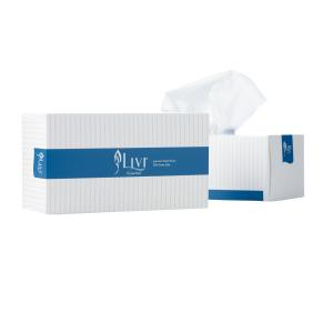 Livi Essentials Facial Tissue Hypoallergenic 2ply 200s Carton 30