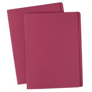 Avery Red Manilla Folder - Foolscap - 355 x 241 mm - 20 Files