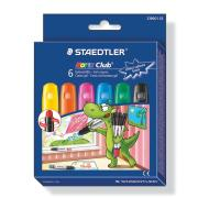 Staedtler Gel Crayons Basic Pack 6