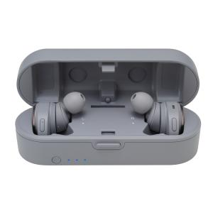 Audio-Technica Ath-ckr7tw In-ear Headphones Grey
