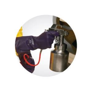 Kleenguard G80 Purple Nitrile Chemical Resistant Gloves XL Each