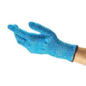 Ansell Hyflex 74-500 En Cut Level F Food Cut Protection Glove EA