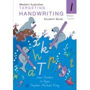 WA Targeting Handwriting Student Book Year 1