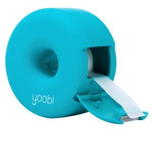 Yoobi Donut Tape Dispenser Aqua