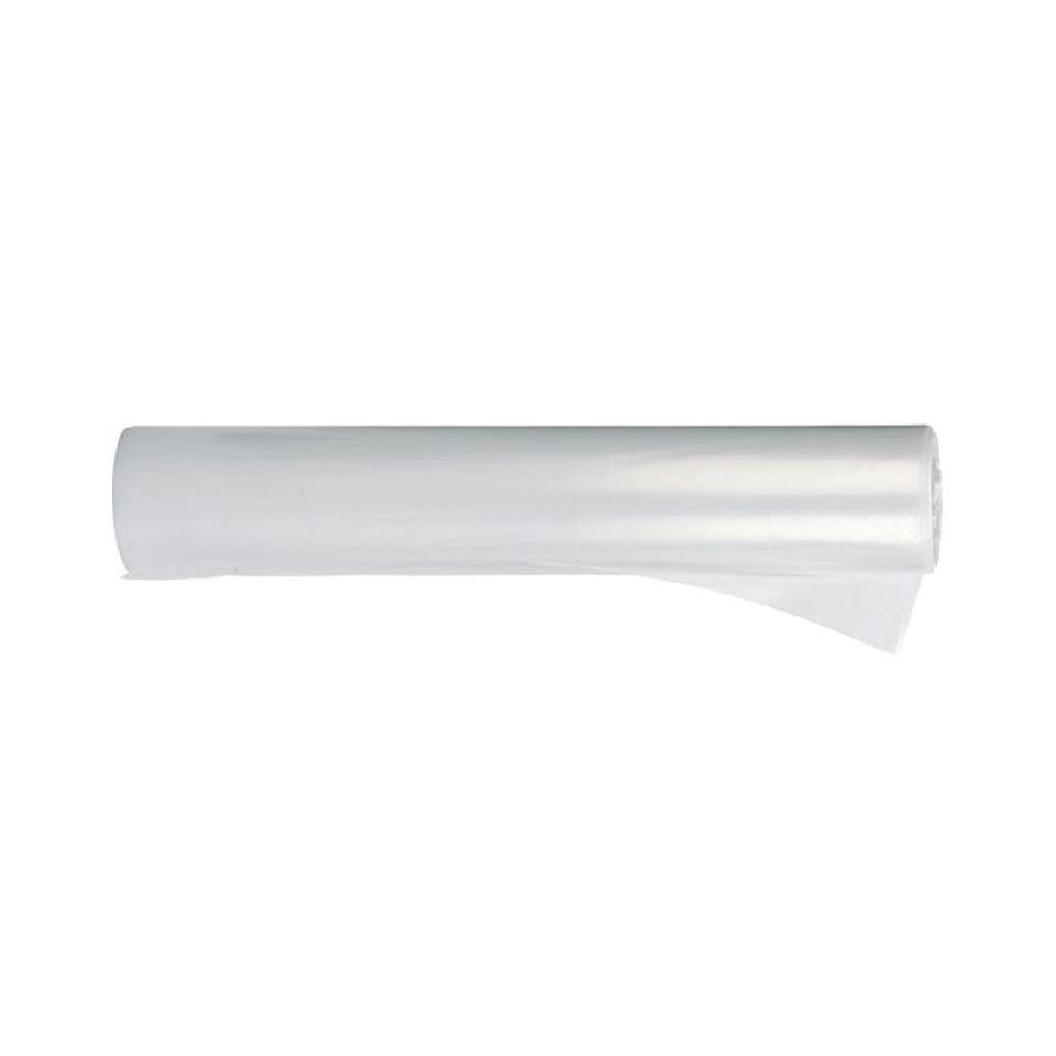 Winc Poly Sheeting Centrefold 2m/4mx50m 150Um Natural 27.7K Roll