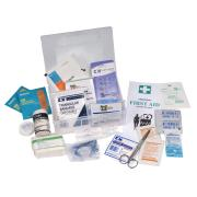 Uneedit First Aid Kit Medium Plastic Case For Vehicles V+