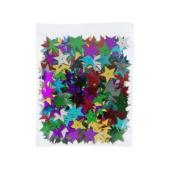 Jasart Sequins Large Star Assorted Colours 25g