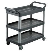 Oates UC-001 Utility Cart Multi-Purpose Charcoal