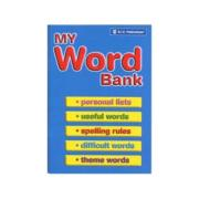 RIC Publication s My Word Bank (Ric-1092)