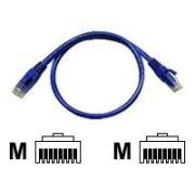 Comsol RJ45 Cat 5e Patch Cable - 15 m - Blue