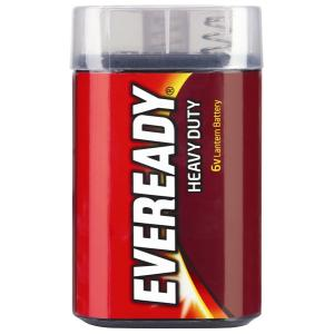 Eveready Super Heavy Duty 6V Lantern Battery
