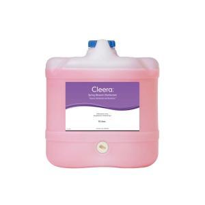 Cleera Disinfectant Cleaner & Deodoriser Spring Blossom 15L