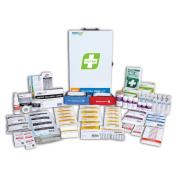 Fastaid First Aid Kit R2 Industra Max Kit Metal Wall Cabinet Each