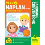 School Zone Year 7 Language Conversions Naplan-style Workbook And Tests