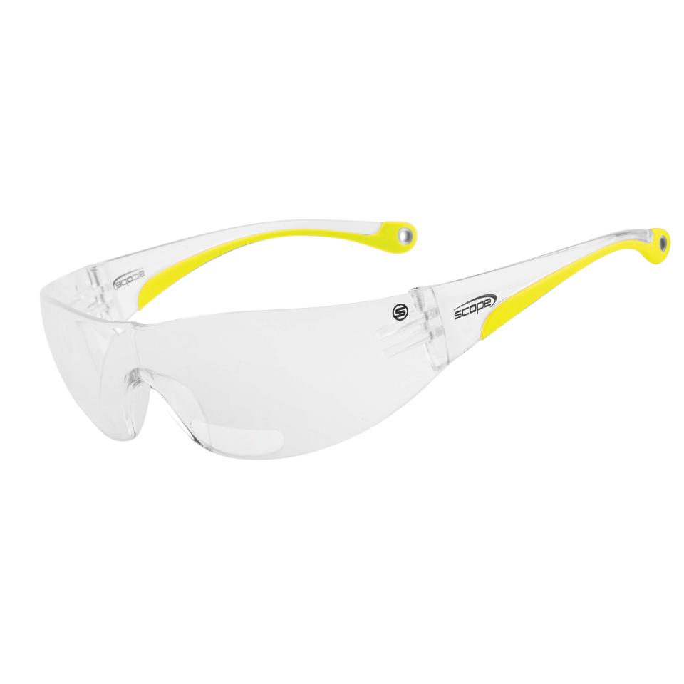 Maxvue Clear +2.5 Lens Safety Spectacle