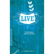 Live Non Revised Standard Version Youth Bible Catholic Edition. Author  Harper Bibles