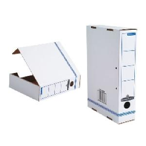 Bankers Box Transfer File Foolscap 250Wx375Hx80D Pack 5