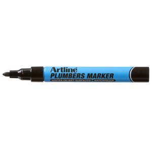 Artline Plumbers Marker Black - Box 12