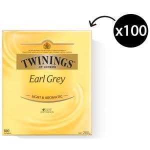 Twinings Earl Grey Tea Bags Pack 100