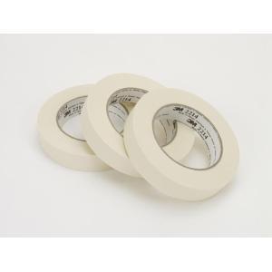 3M 2214 Highland 24mmx50m Masking Tape 611603