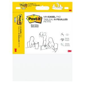 Post-it 577ss Mini Easel Pad 381mm X 457mm White