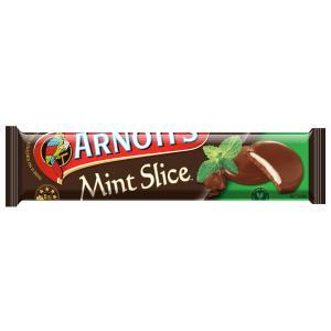 Arnotts Mint Slice 200g