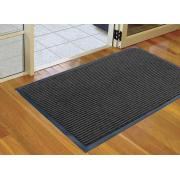 Kenware Ribbed Entrance Mat 1200X1800mm Pepper