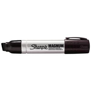 Sharpie Pro Magnum Permanent Marker Chisel Tip 7 0 15 0mm