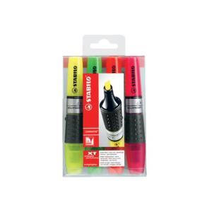 Stabilo Luminator Highlighter Set 4