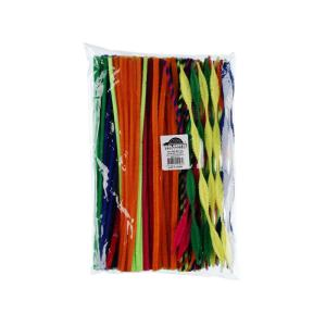 Chenille Pipe Cleaners Special Mix 1.2X 30cm Bag 200