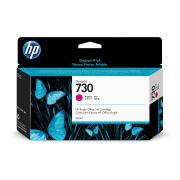HP 730 130-ml Magenta Designjet Ink Cartridge -P2v63a