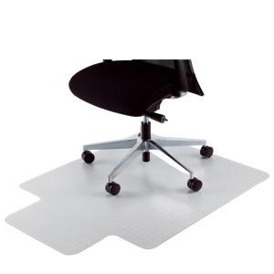 Marbig Chairmat Jastek Low Pile Carpet 1220l x 910w mm Matt